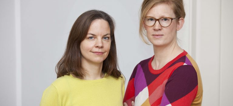 Maike Dugaro und Anne-Ev Ustorf